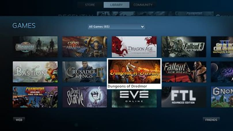 The Daily Grind: What does your Steam library say about you?