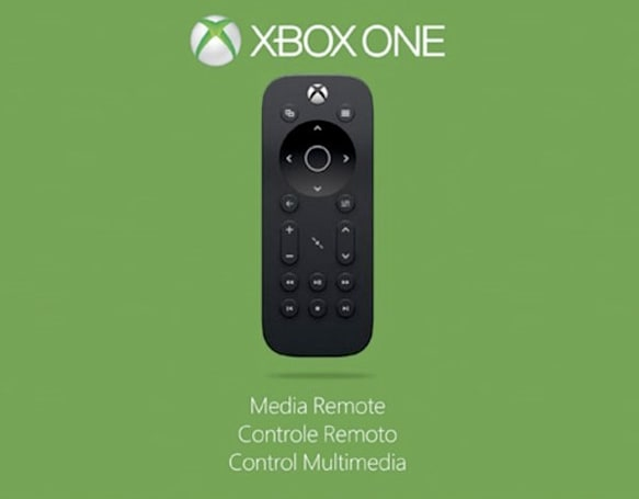 Xbox One Media Remote briefly surfaces, hints at March 4th release