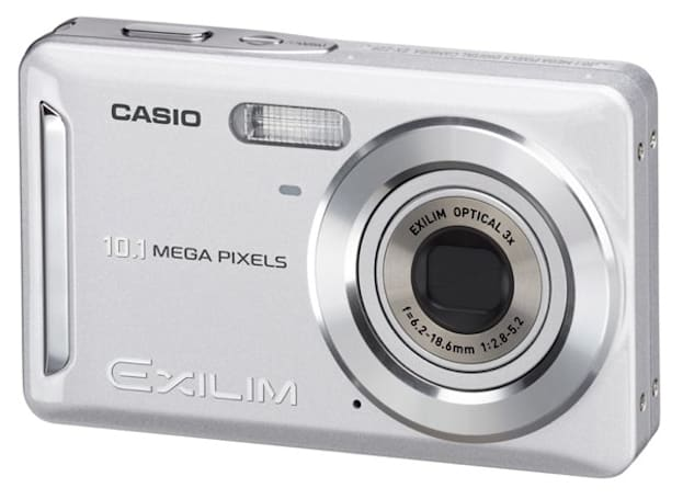 Casio's new EX-Z29 10.1 megapixel compact does WVGA video