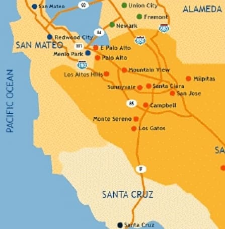 Silicon Valley to become one ginormous WiFi hotspot