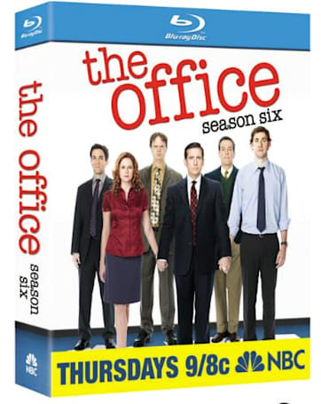BD-Live lets The Office Season Six Blu-ray set stream next season's episodes in HD