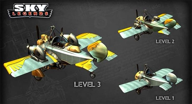 Snoopy Flying Ace dev working on free-to-play sky combat game