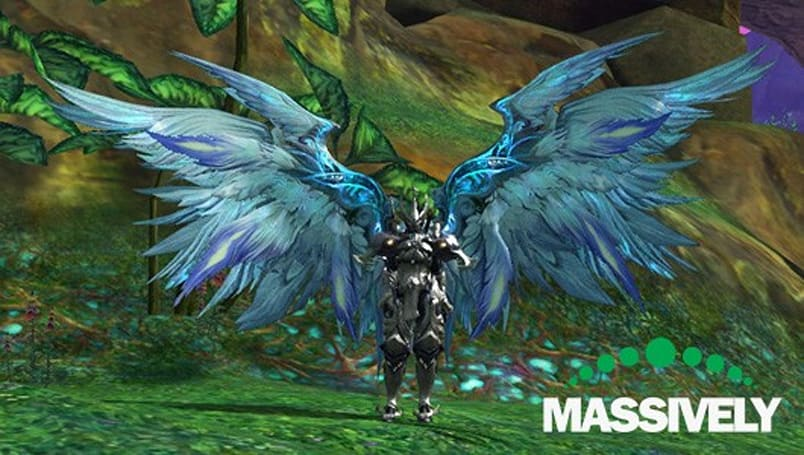 Silhouettes of Aion's new 4.0 classes surface [Updated]
