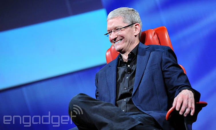 CE-Oh no he didn't!: Tim Cook says Google was 'not committed to' money-losing Motorola