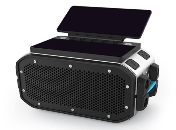 Braven's BRV-PRO rugged speaker packs solar charging and more