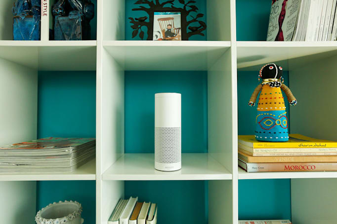 Police seek Amazon Echo data in murder case (updated)