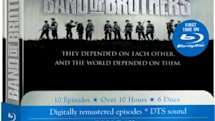 Band of Brothers Blu-ray box art emerges from fog of war