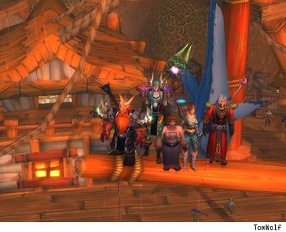 15 Minutes of Fame: Three generations in Azeroth