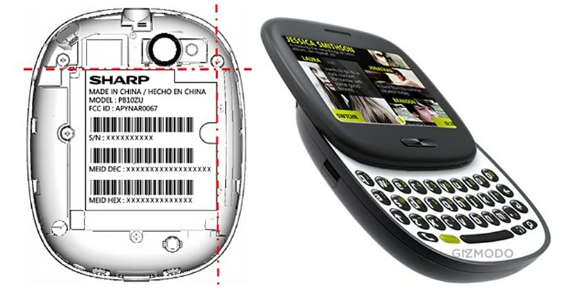 Microsoft's PB10ZU (turtle) and PB20ZU Project Pink phones outed by FCC?