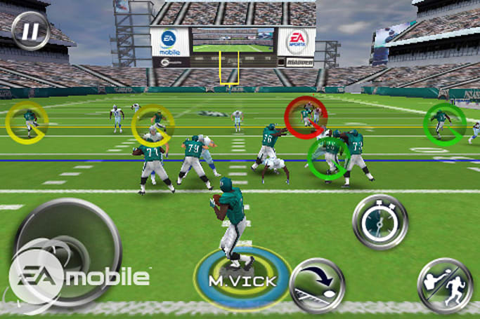 Madden 2010 confirmed for iPhone, probably requires more thumbs than you have