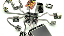 Microsoft Research's .NET Gadgeteer steps out into the light, shoots daggers at Arduino (video)