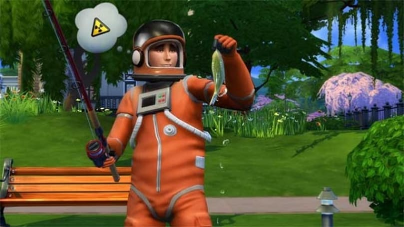 The Sims 4 will lack toddler life stage, death by pool at launch