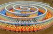 Vorwärts & Rückwärts: Die dreifache Domino-Spirale