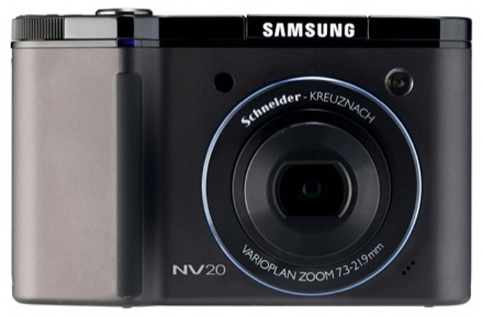 Samsung's NV8, NV15, and NV20 Smart Touch shooters