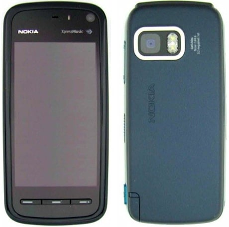 Nokia 5800i XpressMusic hits the FCC:  it's like the 5800, only less so