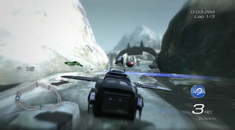 Fatal Inertia: back to PS3?