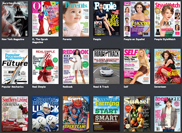 Next Issue grows iPad library with addition of eight new magazine titles