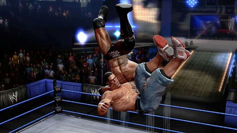 THQ announces two new WWE games