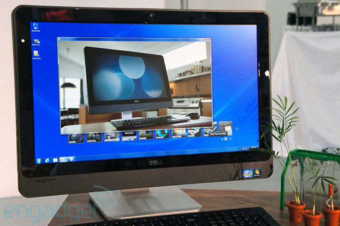 Dell announces Inspiron One 23 and One 20 all-in-ones (video)