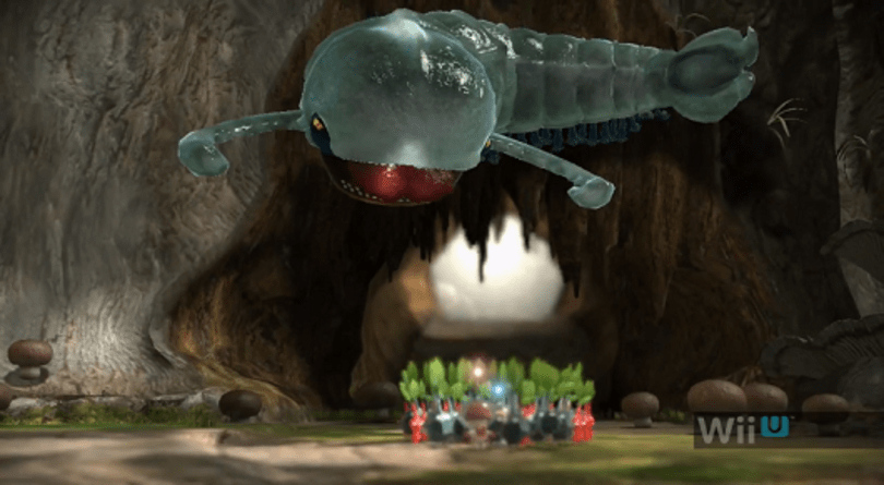 Latest Pikmin 3 trailer has teamwork, big gross bug
