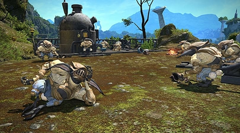Final Fantasy XIV releases the first half of patch notes for 2.2