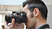 Nikon D3100 DSLR hands-on
