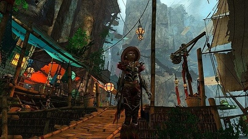 Flameseeker Chronicles: Guild Wars 2's living whirl