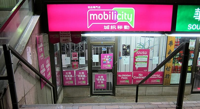 Telus drops its attempt to acquire Mobilicity