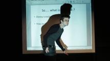 Fun-Powerpoint: Was Matrix mit Disneys König der Löwen gemeinsam hat