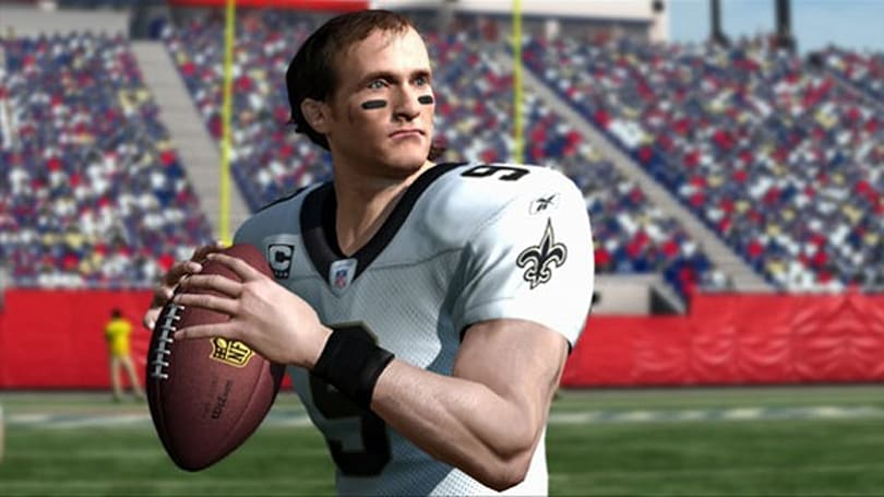 Drew Brees discusses 'Madden Curse,' fan voting for Madden NFL 11 cover
