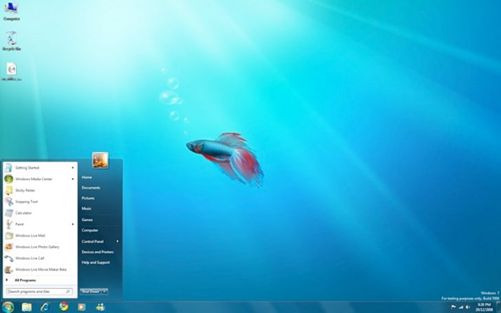 """Windows 7 build 7000 already outperforming Vista and XP in """"real-world"""" tasks"""