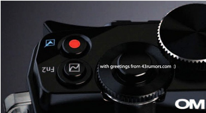 Olympus teases with leaked image of OM-D camera, saves the best for last?