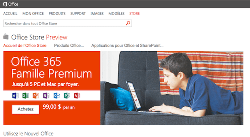 Microsoft spreads Office Store to 22 new markets, intros business intelligence tool