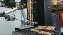 Auweia: Grillen mit dem Bratwurst-Roboter