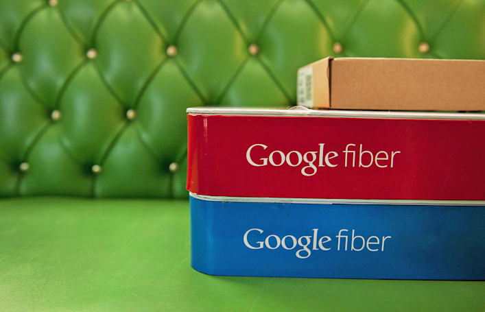 Google preps a 4K set-top box for Fiber homes