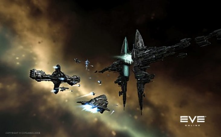 A look back at an epic year in EVE Online