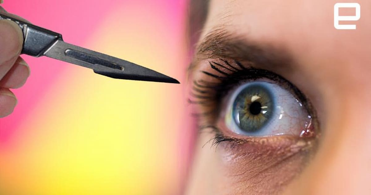 ICYMI: Eye surgery, bot style