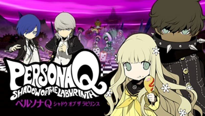 Cutesy 3DS dungeon crawler Persona Q gets another trailer