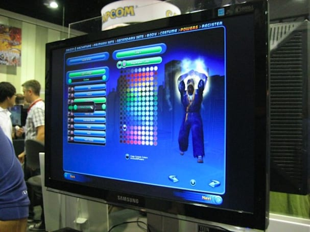 SDCC 09: City of Heroes devs on the future of player-created content