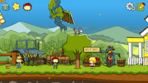 Word-puzzler 'Scribblenauts Unlimited' returns to mobile