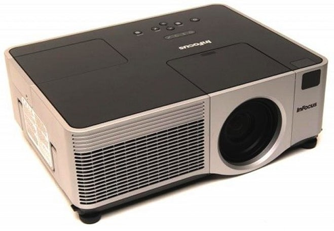 InFocus IN5108 daytime-ready projector gets reviewed