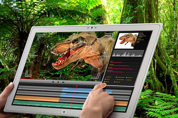 Panasonic's 20-inch 4K 'tablet' comes to the US in January for $6,000