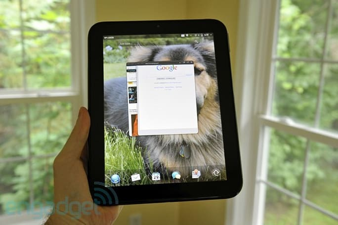 HP TouchPad now $200 off at Staples -- it's like Christmas in August