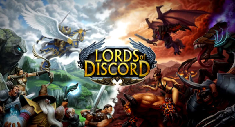 Lords of Discord seeking disciples, demons for battle