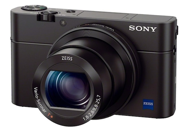 Meet Sony's RX100 III, a refined edition of its excellent point-and-shoot