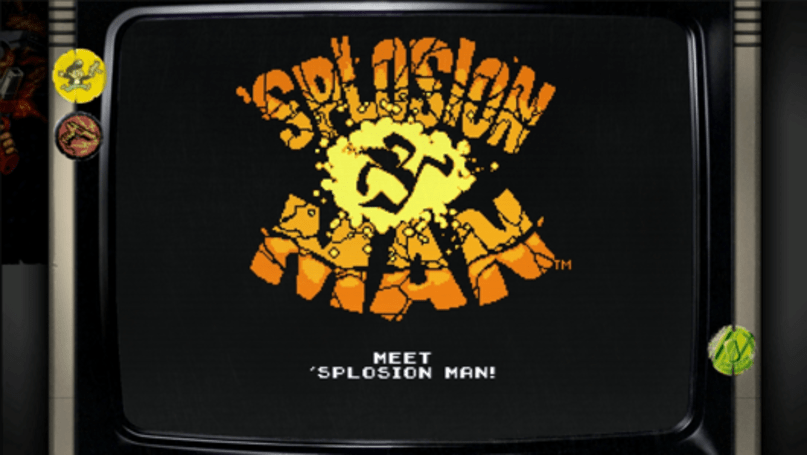 'Splosion Man coming to Retro City Rampage