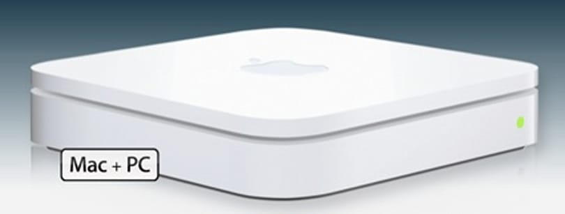 First Thoughts: AirPort Extreme Base Station