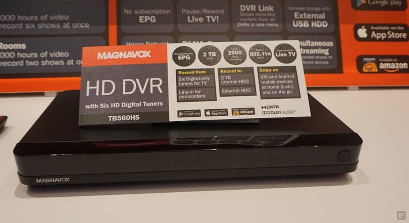 Cord cutters can have DVRs with multiroom and placeshifting