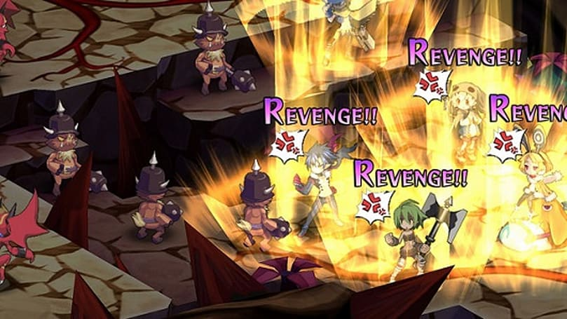 Get a load of Disgaea 5's new trailer