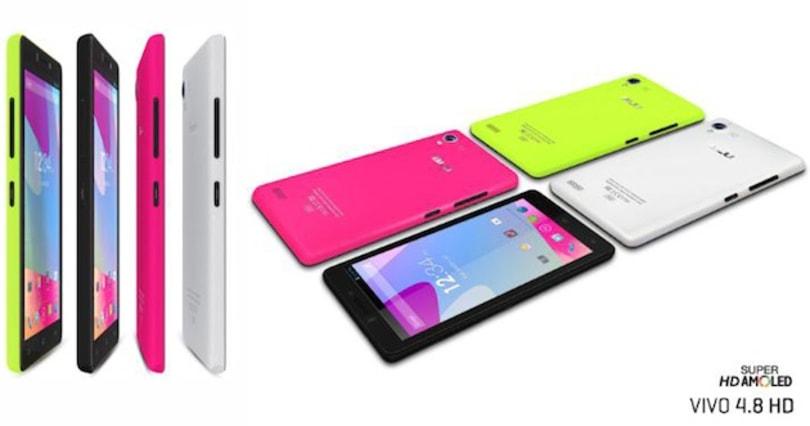 BLU's new midrange VIVO phone is thin, gaudy and costs $250